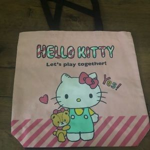 Large HK-NWT Two sided TOTE